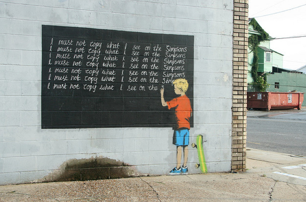 Street Art Collection - Banksy 88