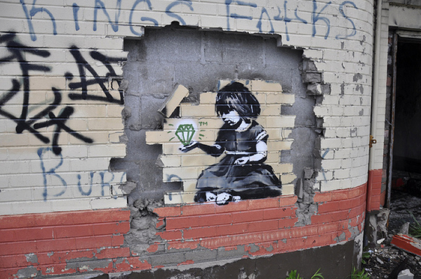 Street Art Collection - Banksy 93
