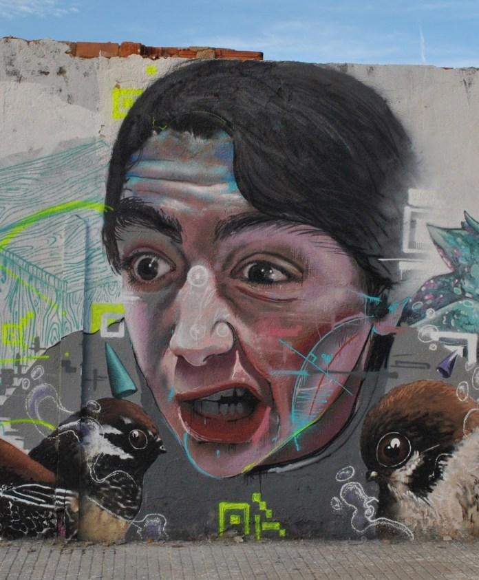 Street Art by Zentaone 1