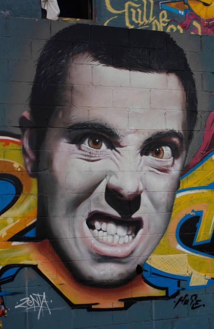 Street Art by Zentaone 4