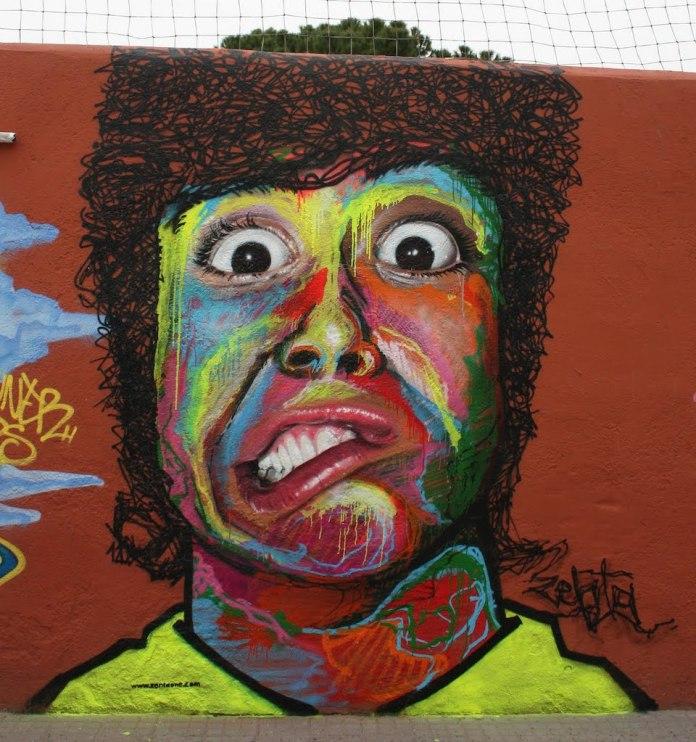 Street Art by Zentaone 5