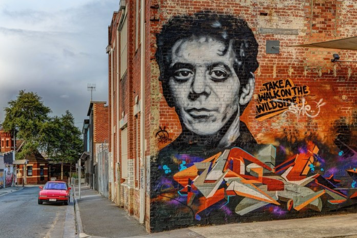 Walk on the Wild Side – A tribute to Lou Reed by Dvate and Richmond