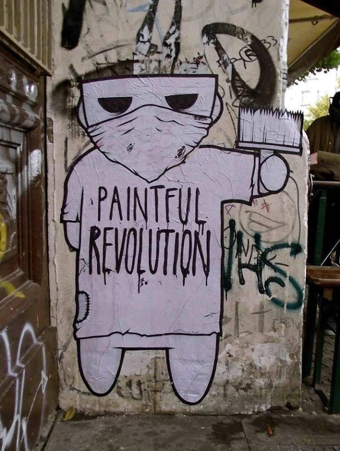 Street Art by Urben in Berlin, Germany 5384