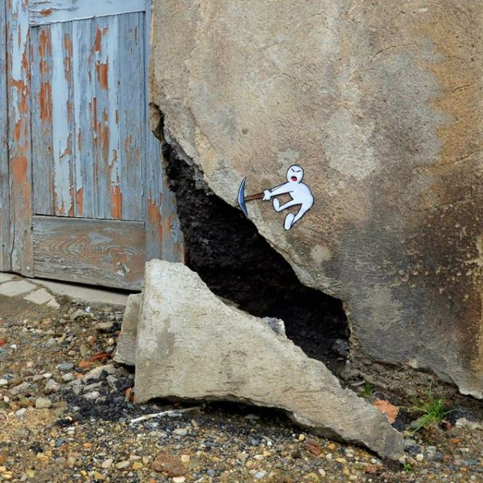 Street Art by Oakoak in France 4745756