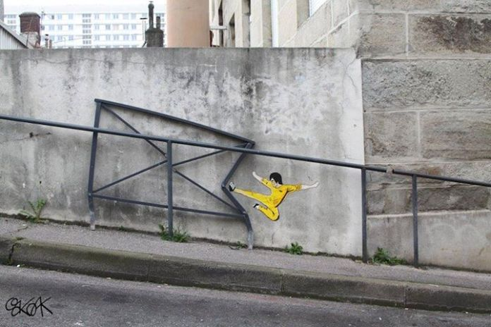 60 of the most beloved Street Art Photos – Year 2014
