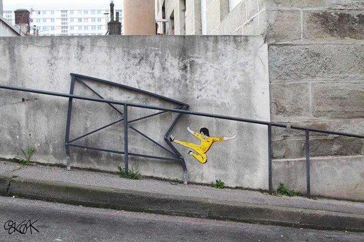 60 of the most beloved Street Art Photos - Year 2014 - Street Art Utopia