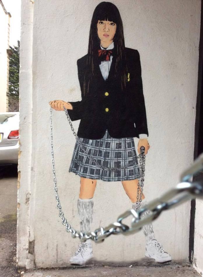 Street Art by JPS 50936098