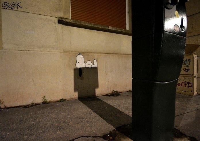 Street Art by Oakoak in France 994835