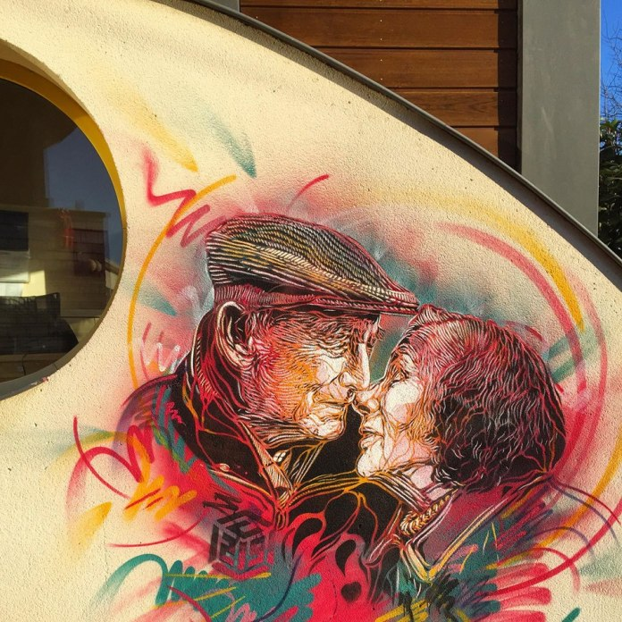 By C215 – In Fontenay-aux-Roses, France