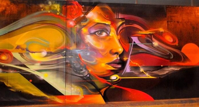 Street Art by Mr Cenz in Croydon, London, England 364566
