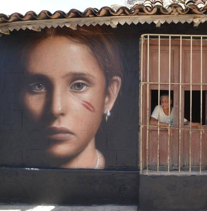 Street Art by Jorit AGOch 9