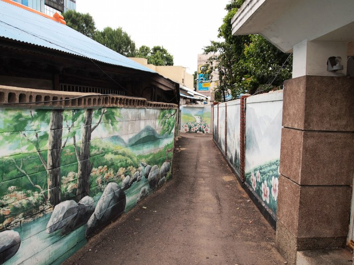 Street Art fromSeoul Area, South Korea. Photo byMark Johnson44