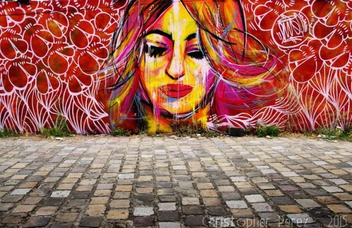 Street Art in Paris, France 343 1