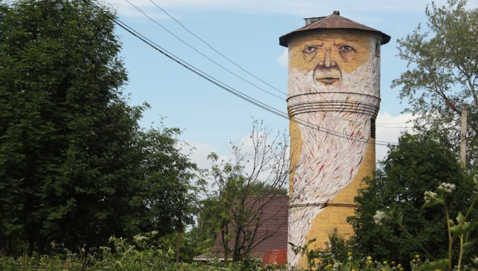 Street Art by Nikita Nomerz - A Collection 6