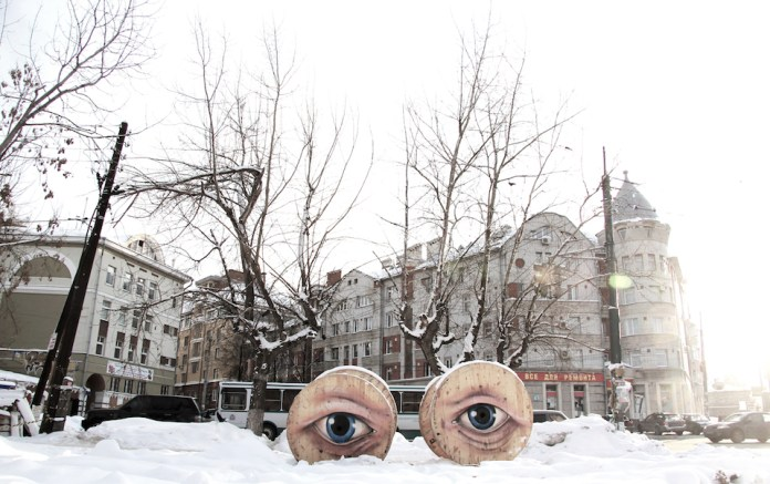 Street Art by Nikita Nomerz - A Collection 8
