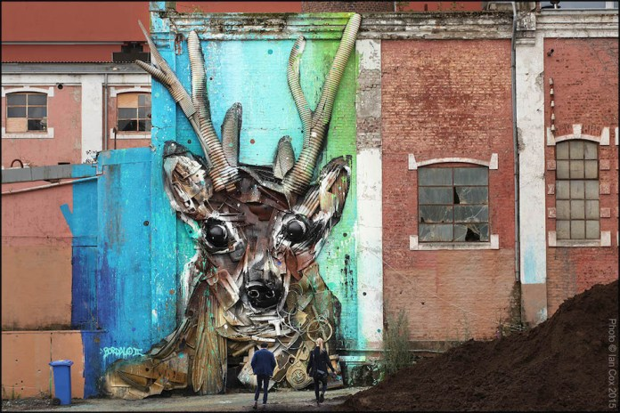 Nuart Festival 2015 – In Stavanger, Norway