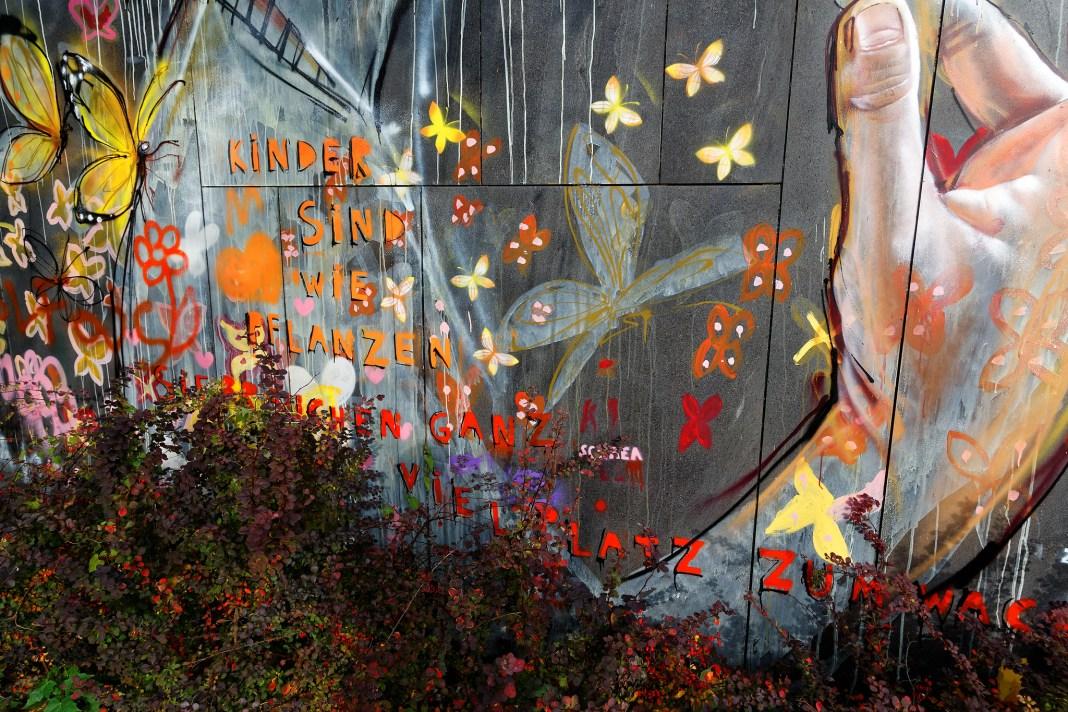 #StreetArt by #Herakut in #Berlin, #Germany