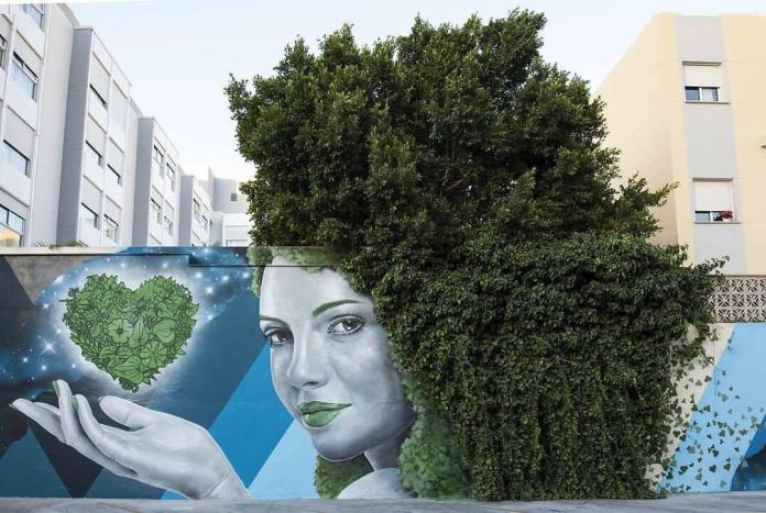 #StreetArt by #SFHIR in #Málaga, #Spain