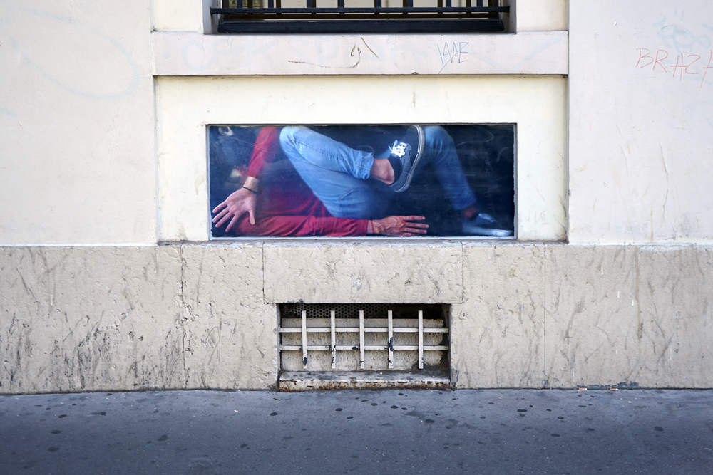 Compressions - By Milo in Paris, France (11 photos) - Street Art Utopia