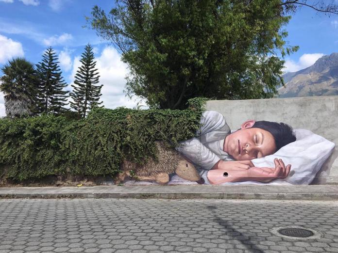 By El Decertor – In Imbabura, Ecuador (2 photos)