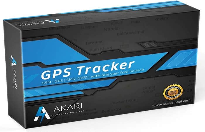 gps tracking device for bikes