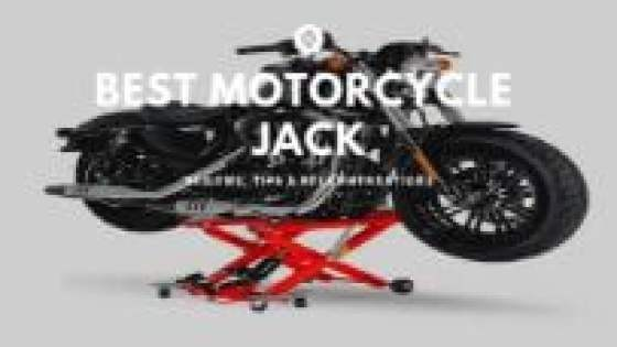 The Best Motorcycle Jacks for all types of Motorcycles