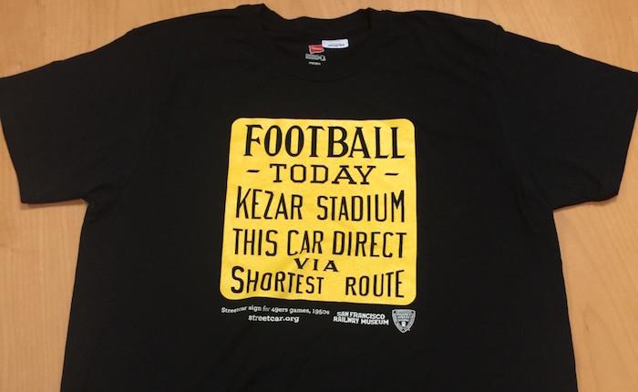 Kezar Tee shirt