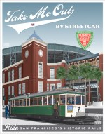 Take Me Out via Cablecar Poster