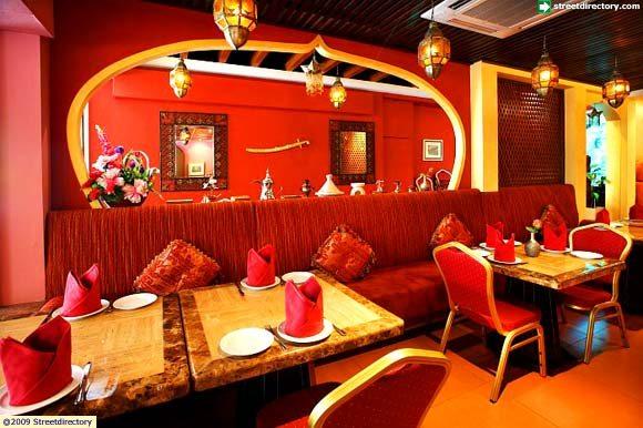 AL Qasr Lebanese And Middle Eastern Restaurant Dining