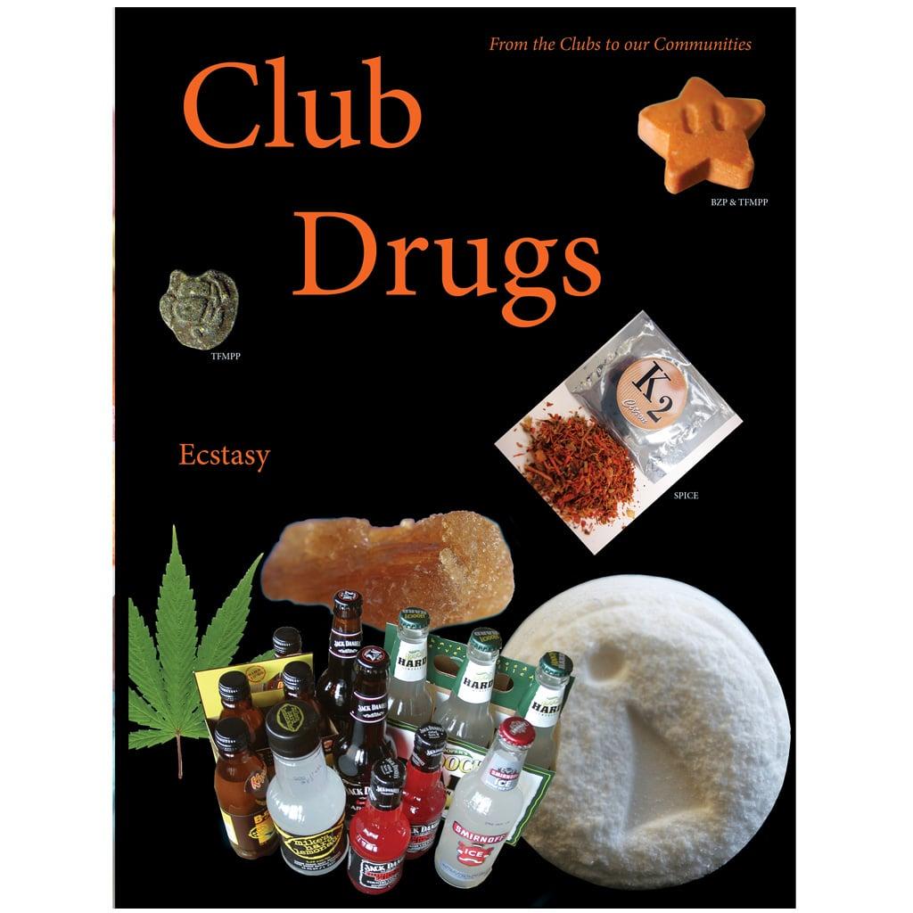 Club Drugs Booklet