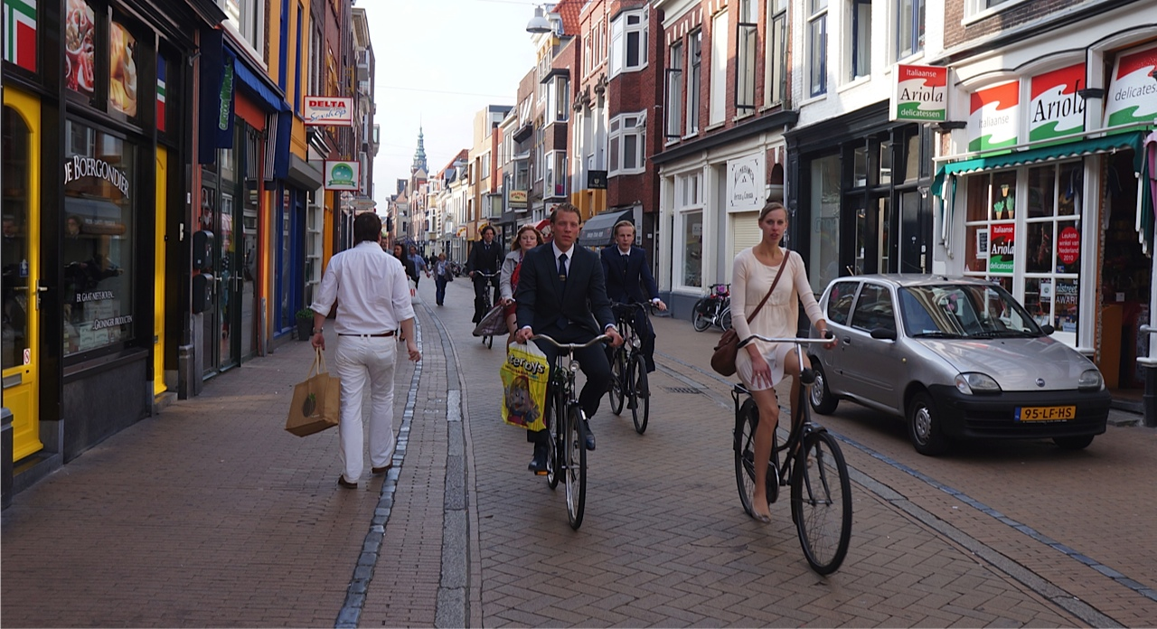 Free Car Design Wallpaper Streetfilms Groningen The Netherlands The Bicycling