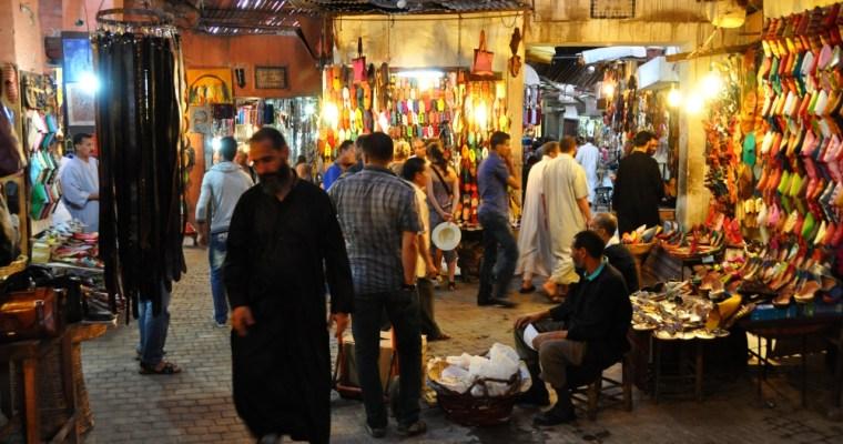 Marakéš. Orientálne srdce Maroka