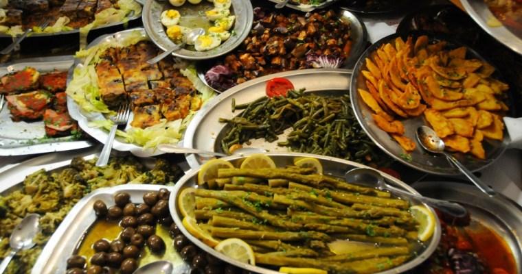 Streetfood v uliciach sicílskeho Palerma