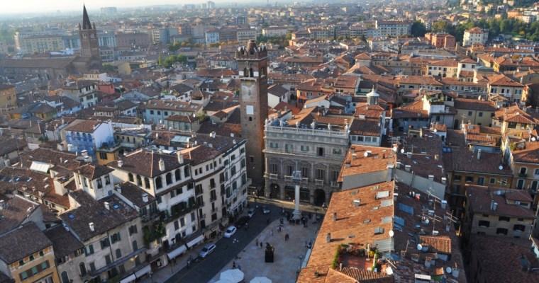 Verona. Rómeo a Júlia – nesmrteľná legenda lásky