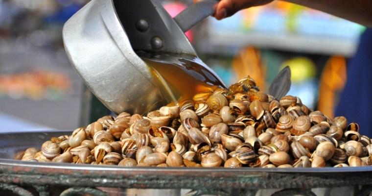 Marakéš a jeho ikonický streetfood