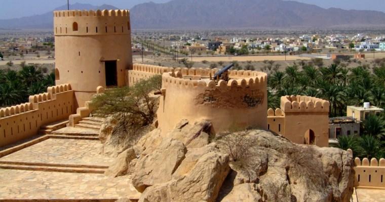 Omán a jeho 8 najkrajších pevností. Ktoré si určite pozrieť?