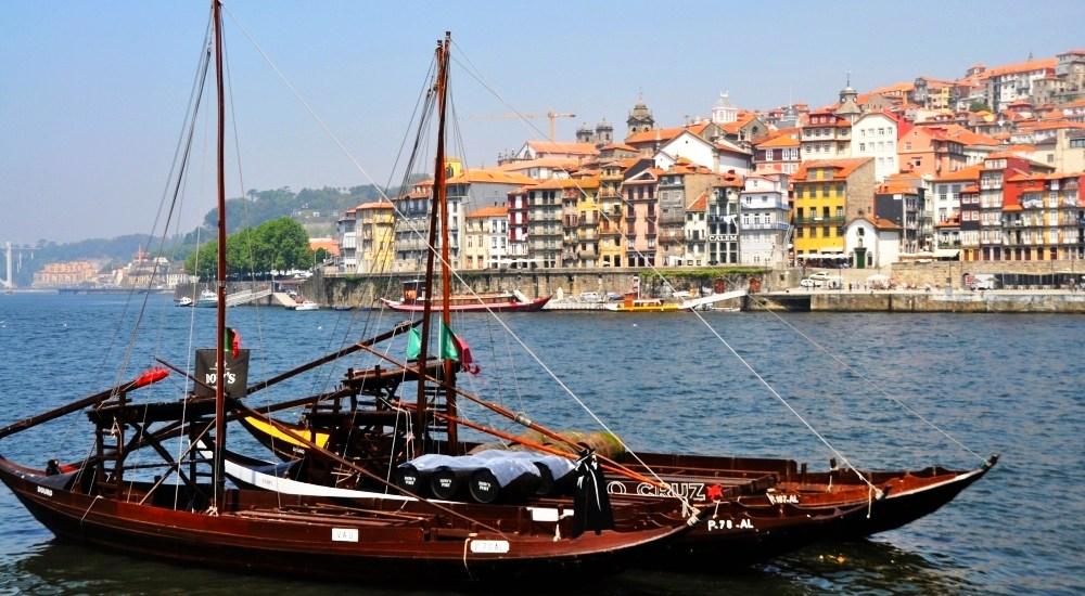 Porto. Mesto s chuťou sladkého vína