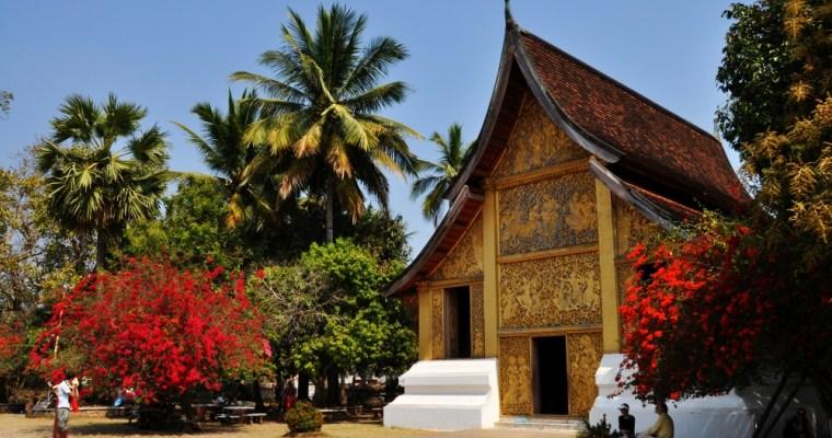 Luang Prabang. Na tajomnom Mekongu