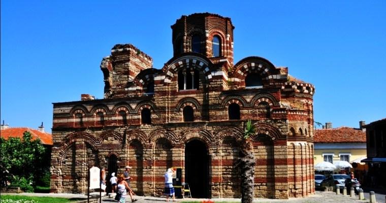 Nesebar. Perla bulharského Čiernomoria