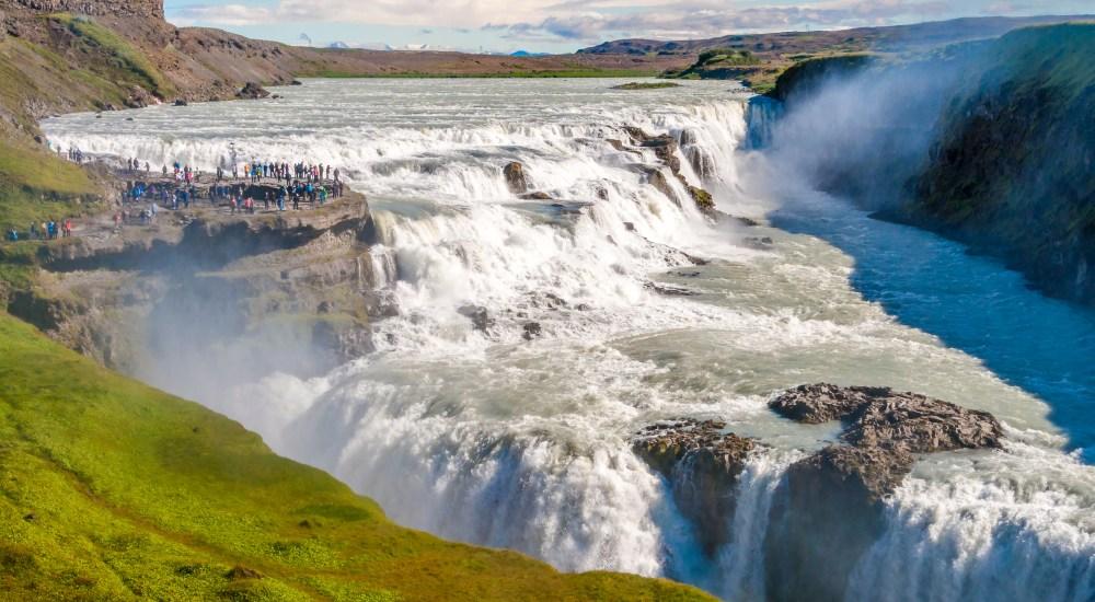 Island a jeho zlatý okruh
