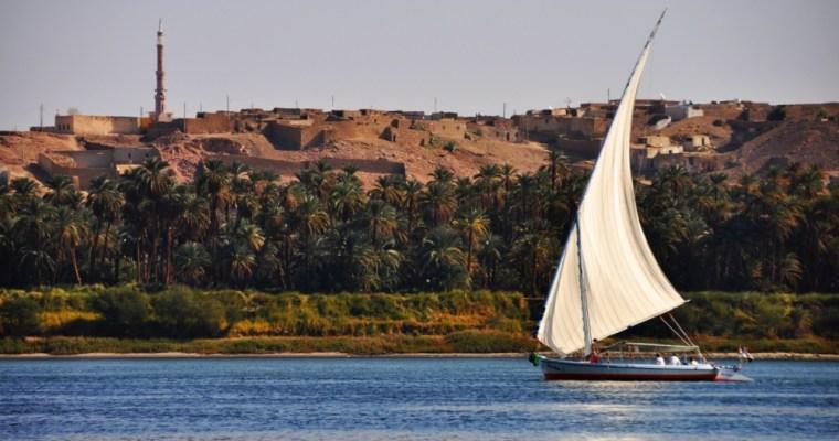 Níl a jeho dobrodružstvo. Dva dni na tradičnej feluke
