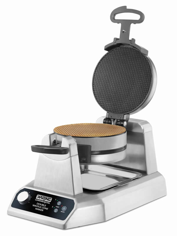 new waffle cone maker from waring set to give outlets. Black Bedroom Furniture Sets. Home Design Ideas