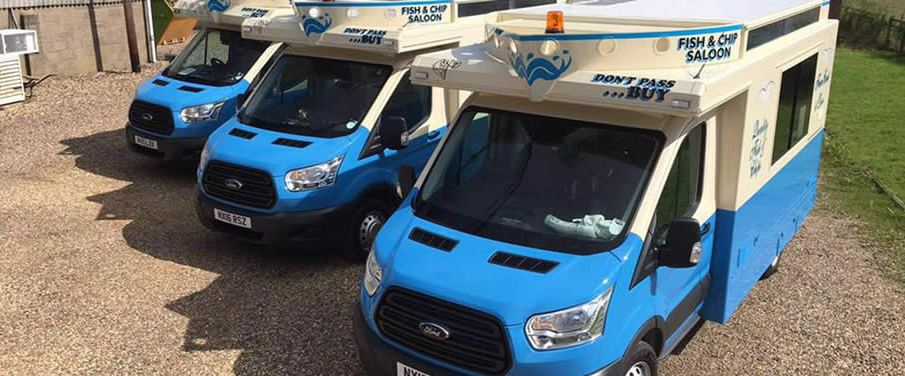 Fish and chip business becomes the first mobile chippy in country to switch to digital food safety