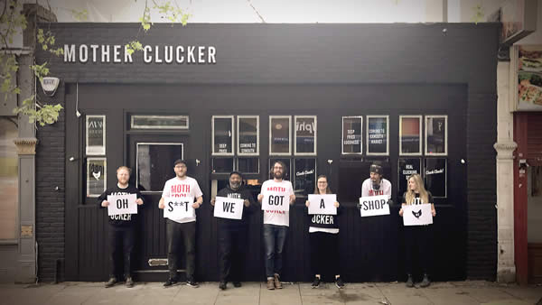 Top Of The Pecking Order Mother Clucker Launch First Bricks And