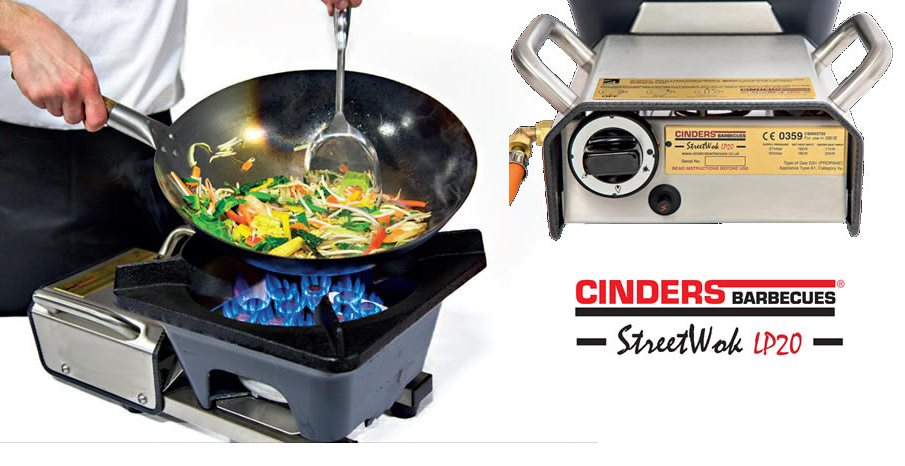 NEW WOK BURNER TECHNOLOGY AIMED AT EXPANDING STREET FOOD SECTOR