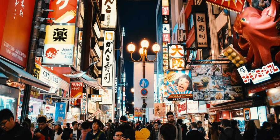 A Guide to Cheap Eats and the best Street Food in Osaka, Japan