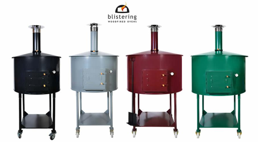 Blistering Introduce Revolutionary Wood Fired Street Food Cooking