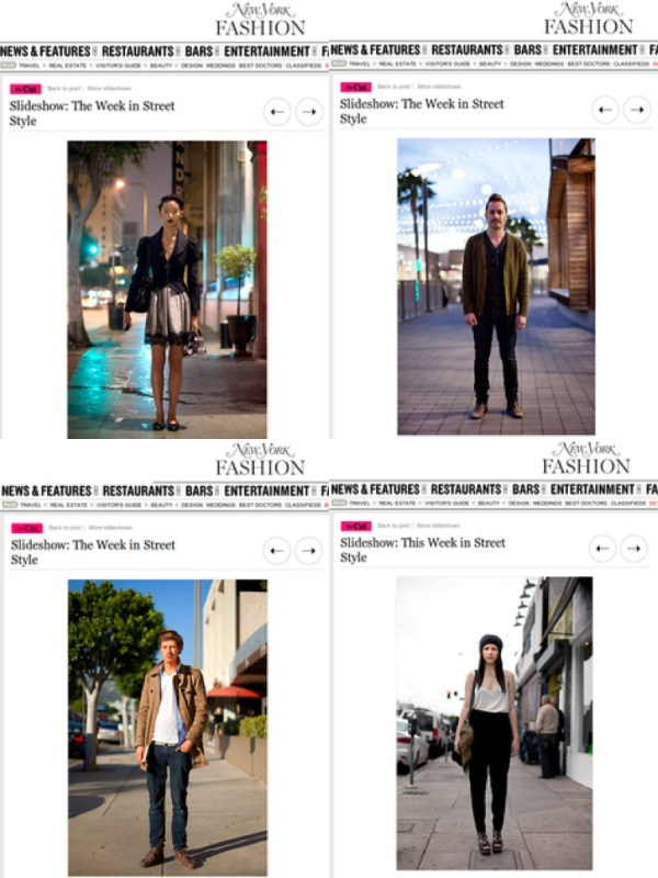 Streetgeist Best of the Style Blogs New York Magazine