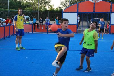 2015 Balonmano Calle Street Handball Torneo Primavera 2015 with Deportivo Retamar CB.jpg6