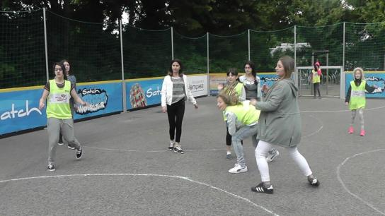 Streethandballtour 2015 » 19.06.2015 RS Südstadt Neuss01